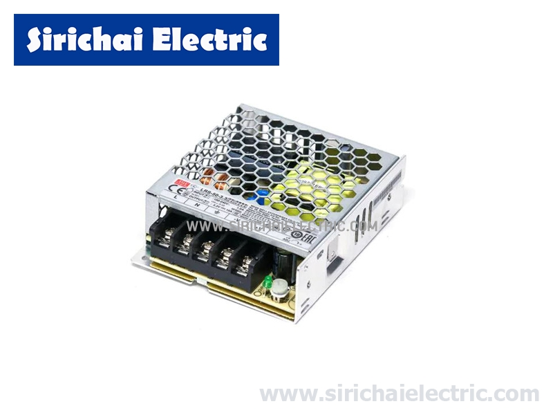 SWITCHING POWER SUPPLY LRS-50-24 24VDC 2.2A 50W MEANWELL