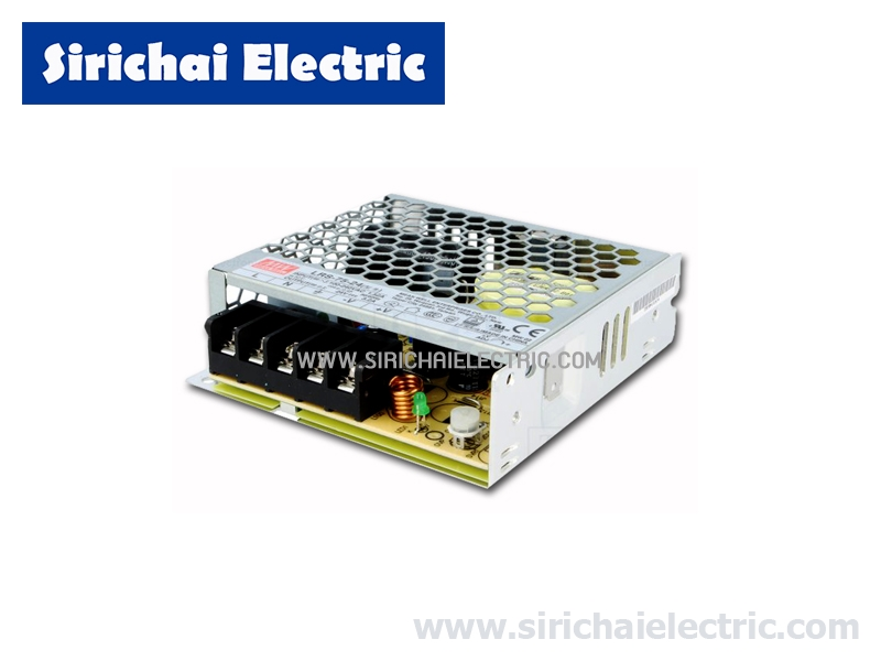 SWITCHING POWER SUPPLY LRS-75-24 24VDC 3A 75W MEANWELL