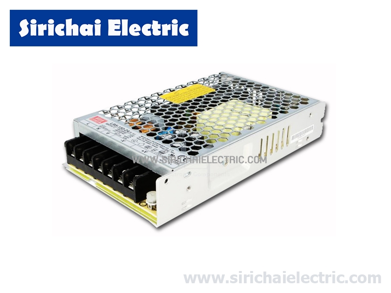 SWITCHING POWER SUPPLY LRS-150-12 12VDC 12.5A 150W MEANWELL